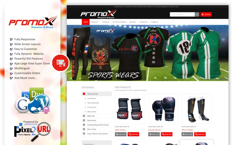 promox Sports